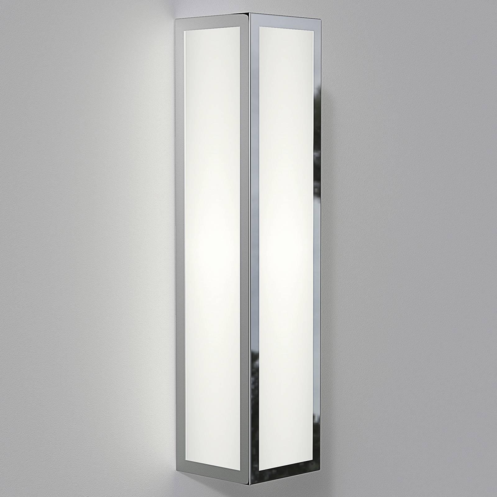 Astro Salerno -LED-ulkoseinälamppu 35 cm, kromi
