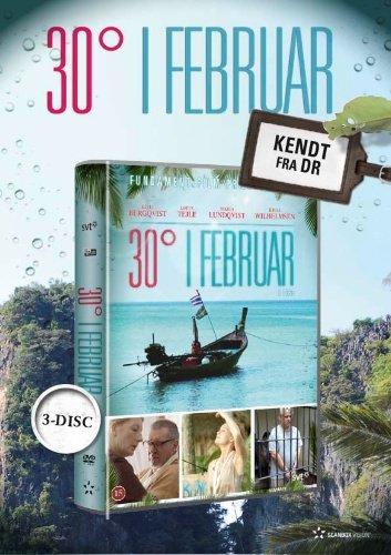 30 grader i Februar - DVD