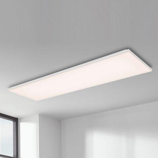 LED-taklampe Frameless RGBW, 120x30cm