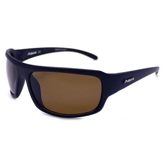 Aqua Pike polariserande solglasögon, bruna