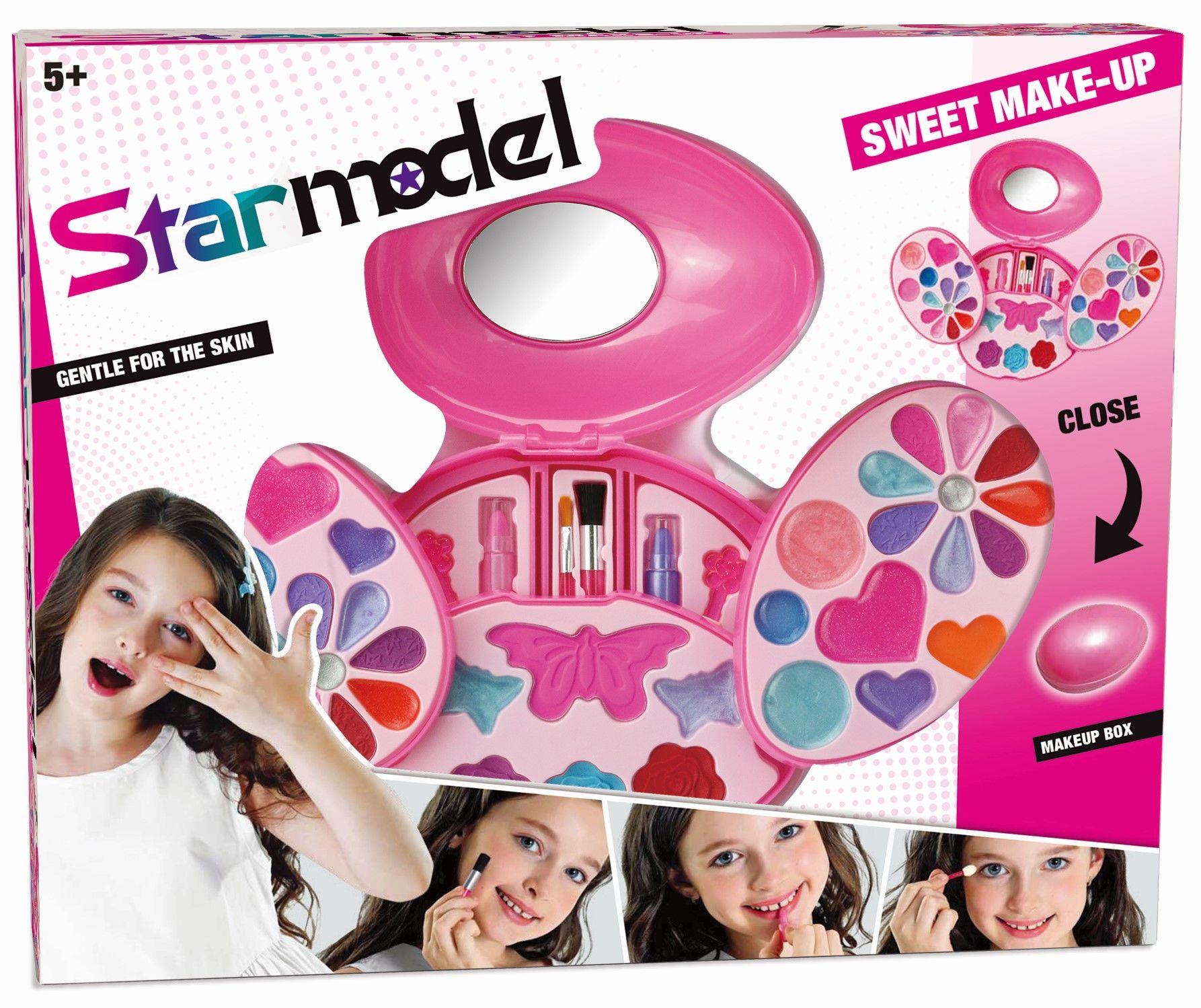 Starmodel Sminkset Oval