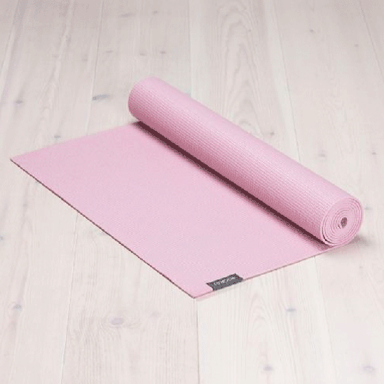 All-round Yoga mat Heather Pink, 4 mm