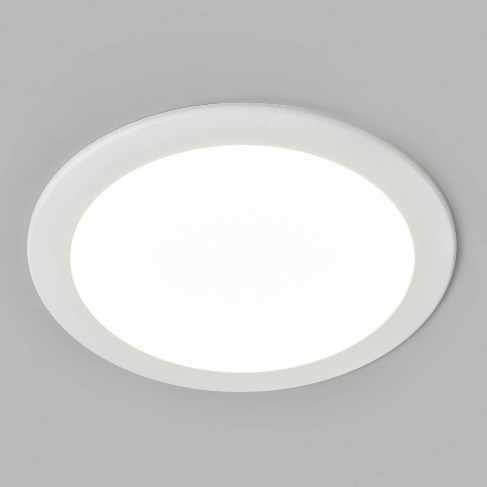 LED-kohdevalo Joki valkoinen 4000K pyöreä 24cm
