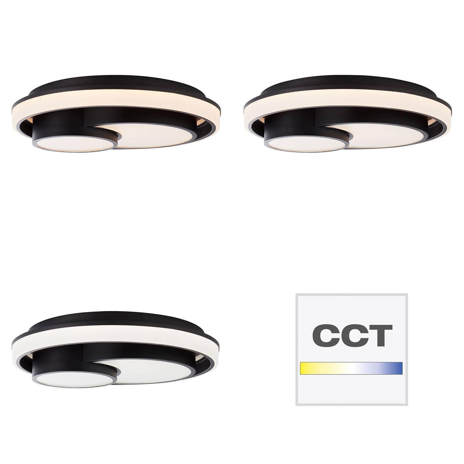AEG Dwain-LED-kattovalaisin, himmennys CCT, remote