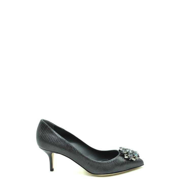 Dolce & Gabbana Women's Pumps Grey 177532 - grey 37