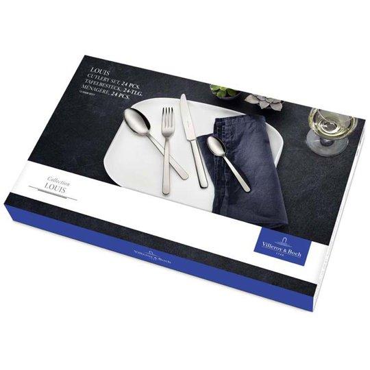 Villeroy & Boch Louis Bestickset 24-pack