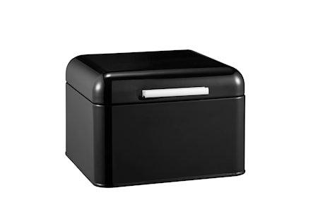 Bella Brødboks svart 20x20x13,5 cm