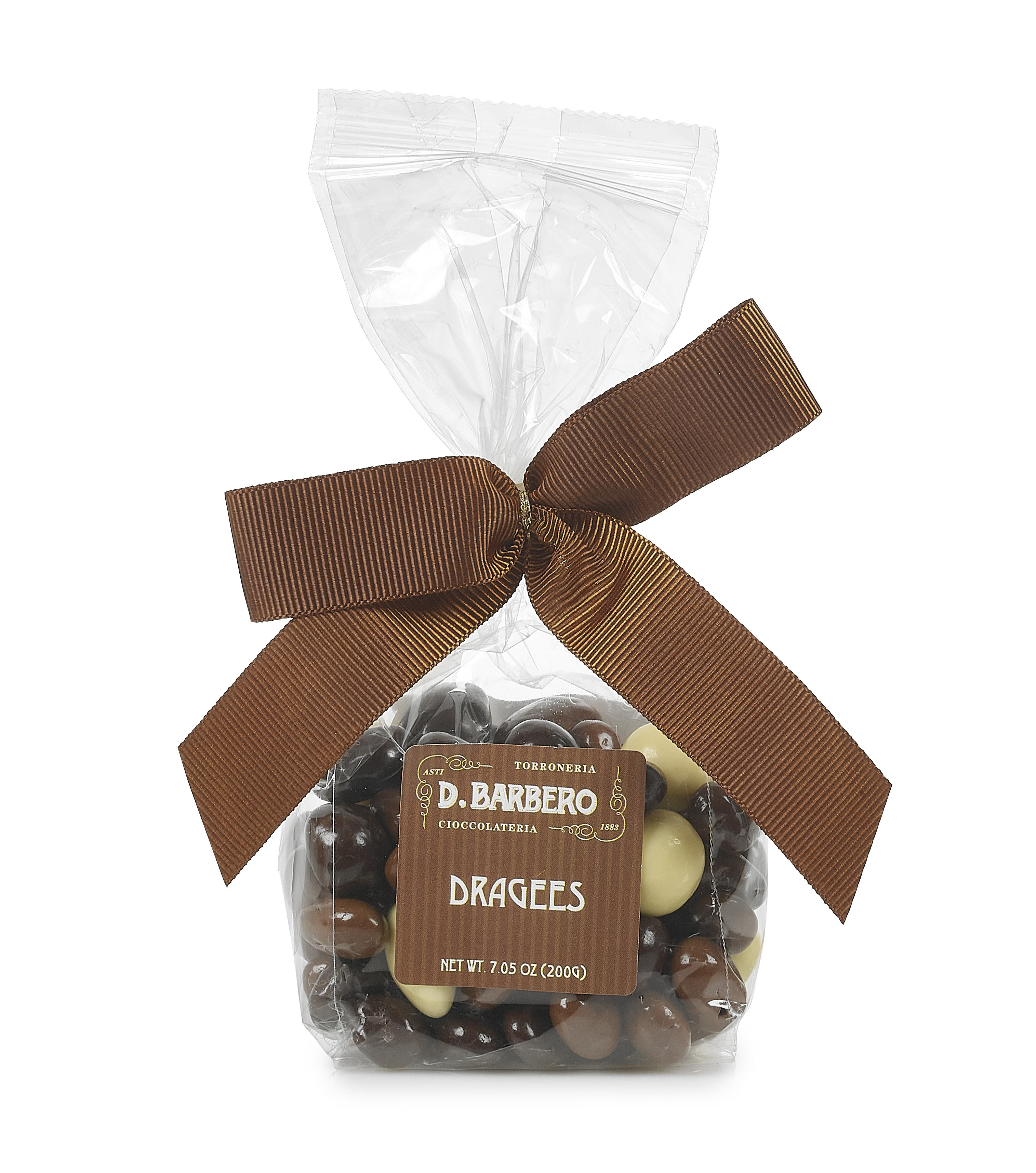 Chocolate Coated Dragees 200g by D. Barbero