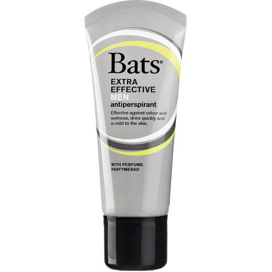 Extra Effective Men Antiperspirant, 60 ml Bats Deodorantit