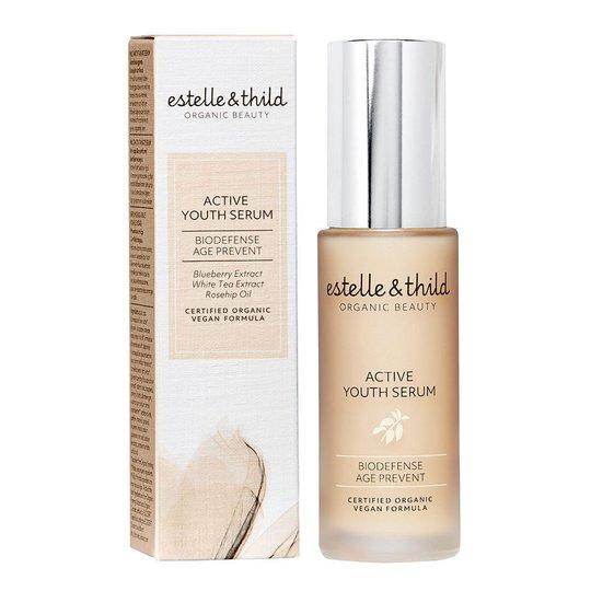 Estelle & Thild Biodefense Multi-Action Youth Serum, 30 ml estelle & thild Seerumit & öljyt