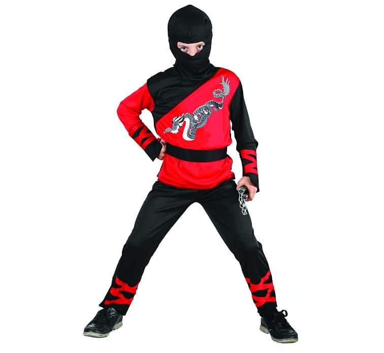 Ninja barn 130-140