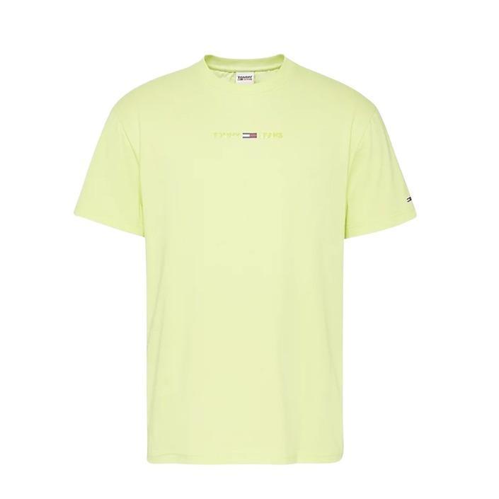 Tommy Hilfiger Jeans Men's T-Shirt Green 253588 - green M