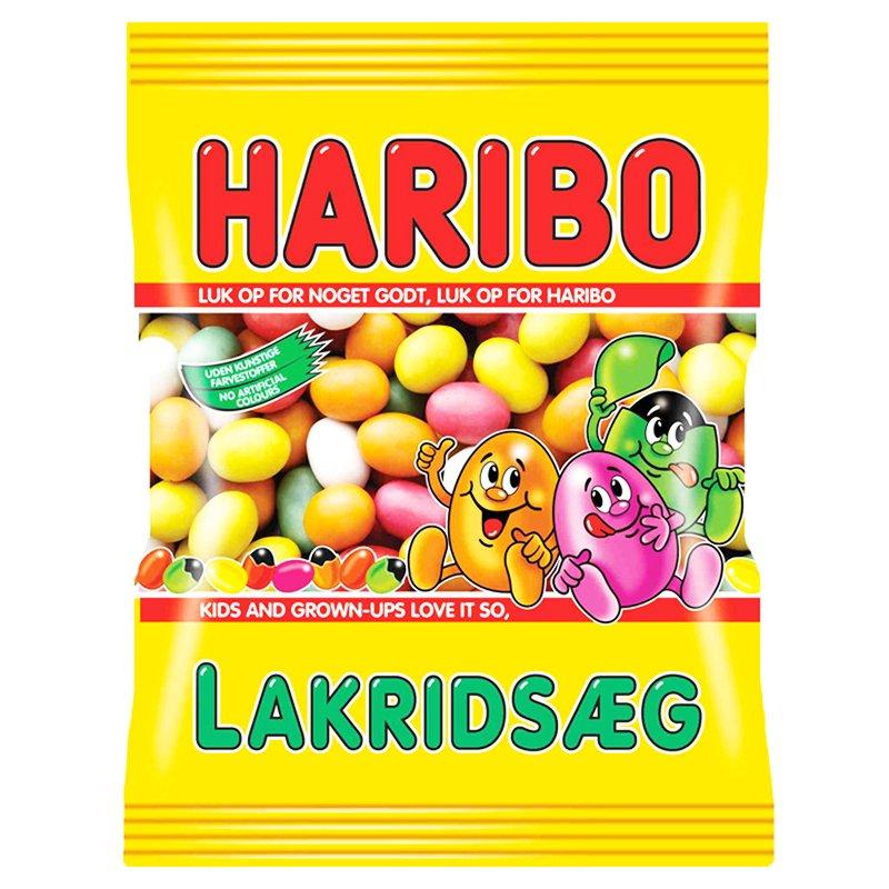 "Makeiset ""Lakritsimunat"" 135 g - 62% alennus"