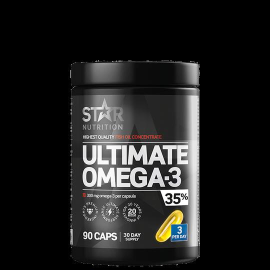 Ultimate Omega-3, 90 caps, 35% 1000mg