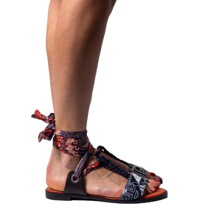 Desigual Women's Sandal Multicolor 172410 - multicolor 41