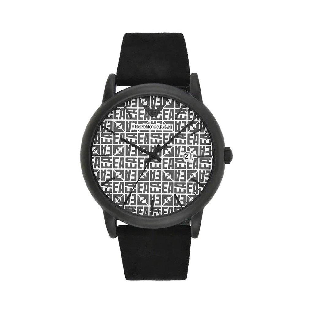 Emporio Armani Men's Watch Various Colours AR1127 - black NOSIZE