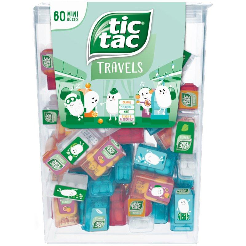 TicTac Mini 60-pack - 27% rabatt