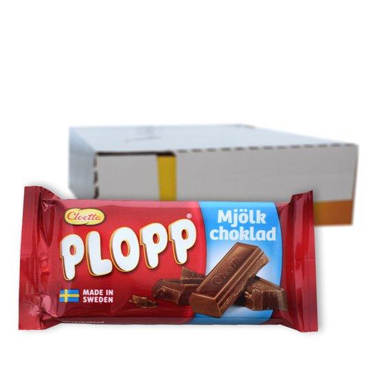 Plopp Mjölkchoklad 30-pack - 90% rabatt