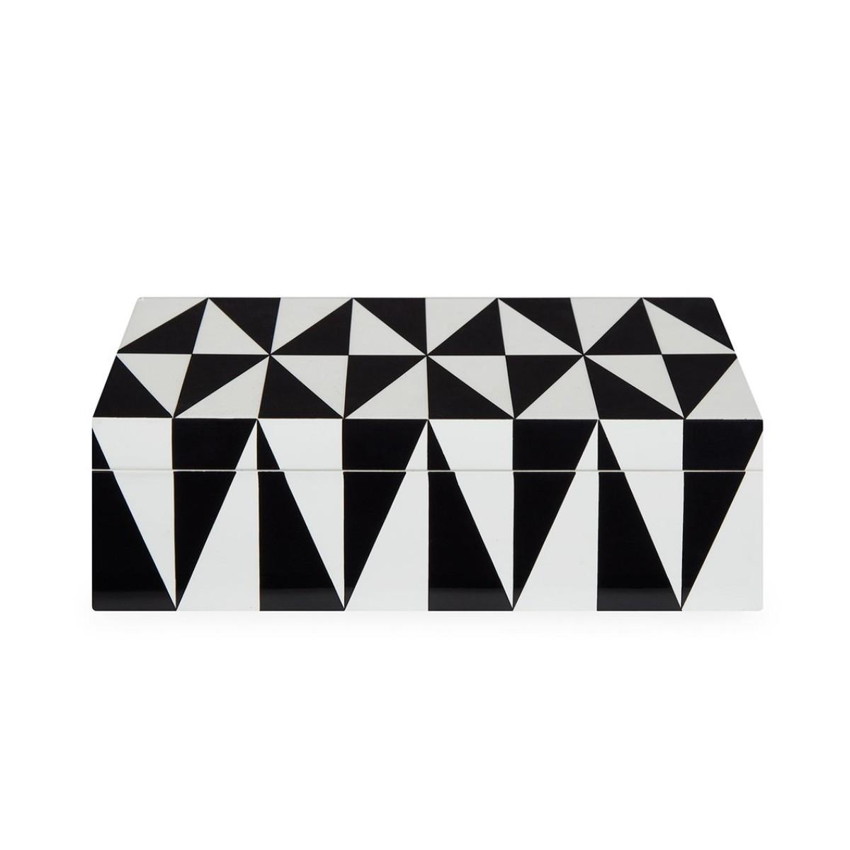 Jonathan Adler I Op Art Box Medium