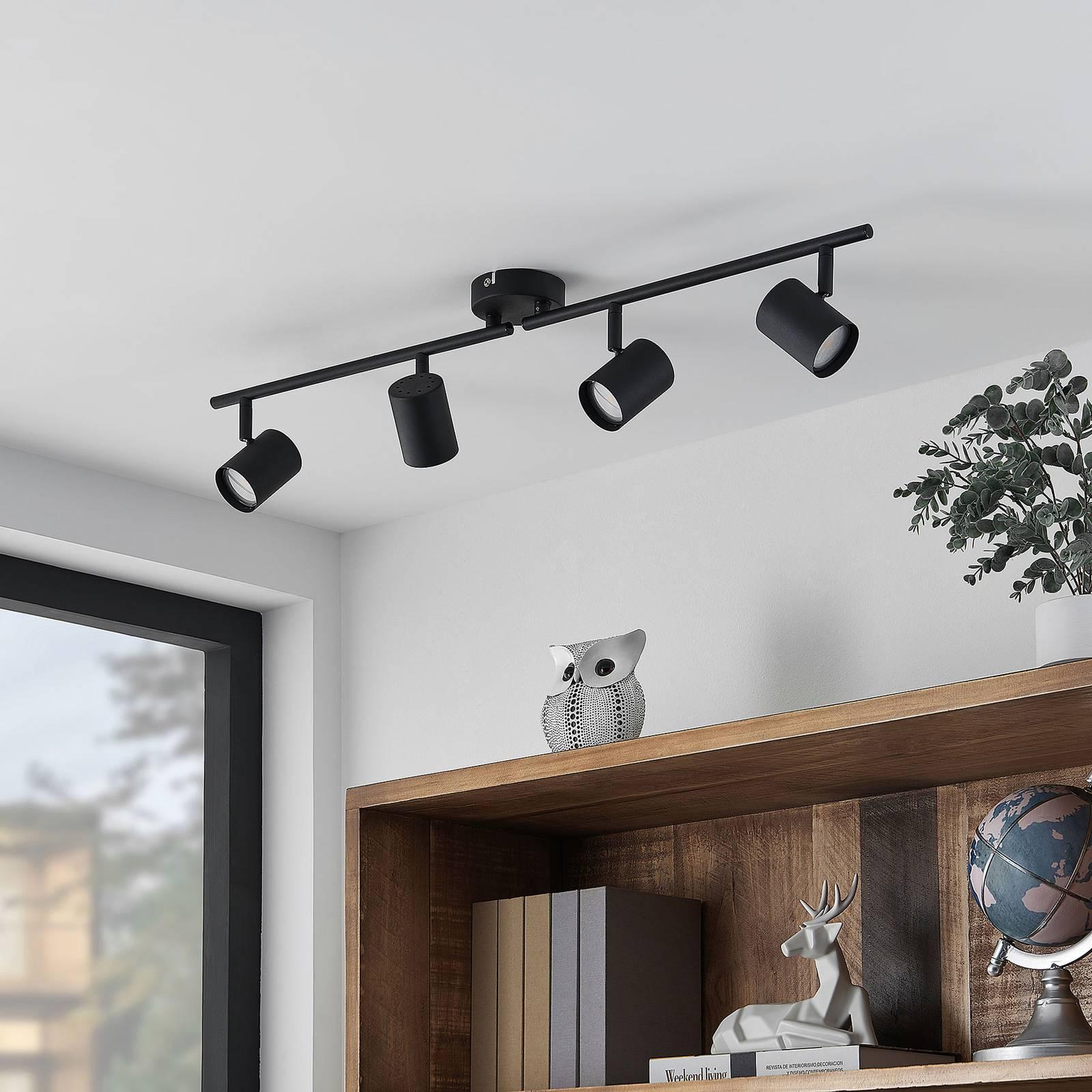 ELC Binola -LED-kohdevalaisin, 4-lamppuinen
