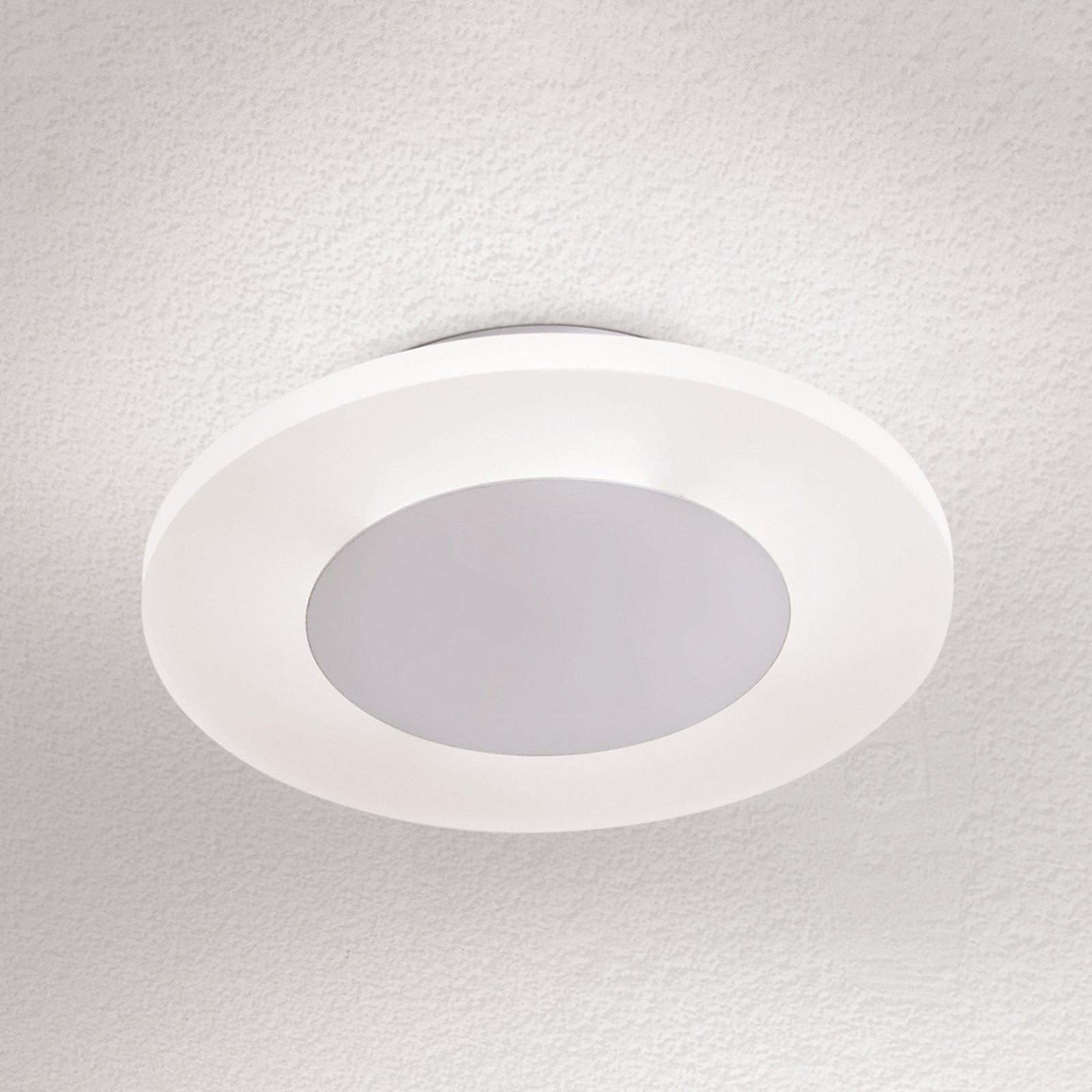 LED-taklampe Karia rund 20 cm