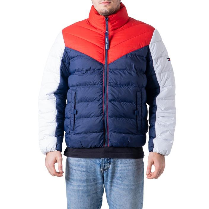 Tommy Hilfiger Men's Jacket Red 184150 - red XS
