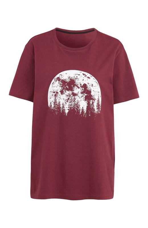 Cellbes T-shirt Vinröd