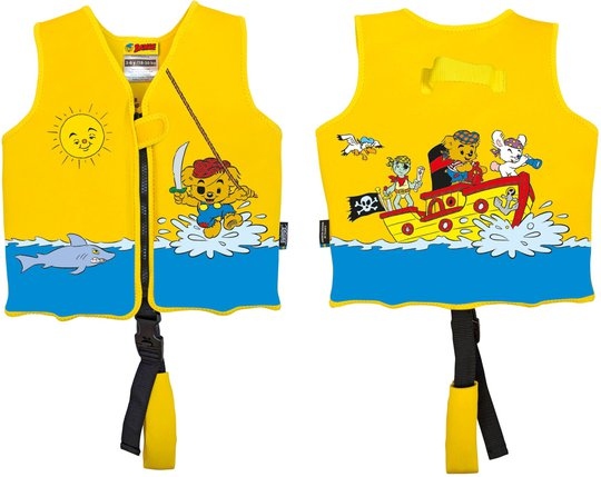 Swimpy Svømmevest, Gul 1-3 år