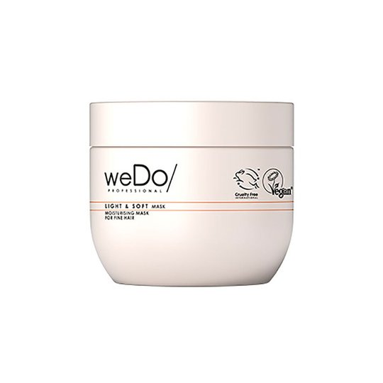 Light & Soft Hair Mask, 400 ml weDo Tehohoidot