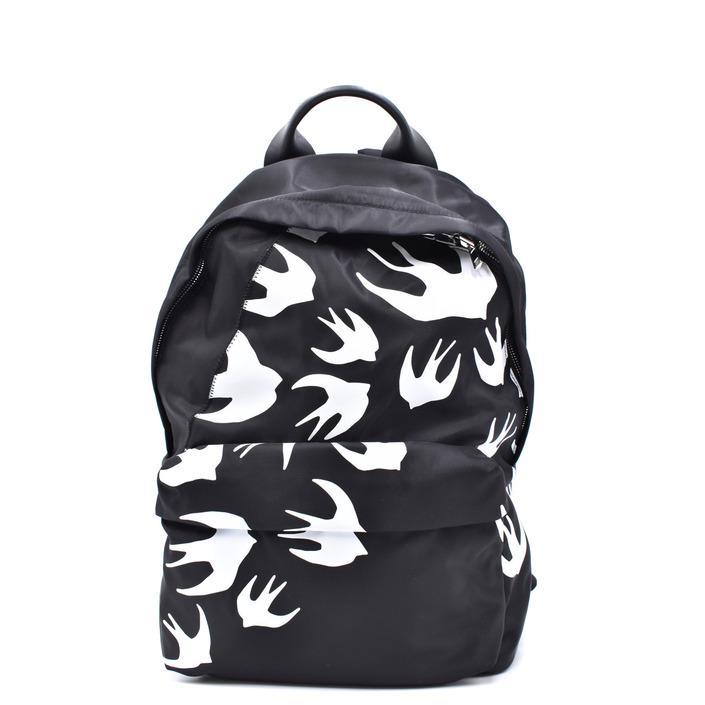 Alexander Mcqueen Men's Backpack Black 222371 - black UNICA
