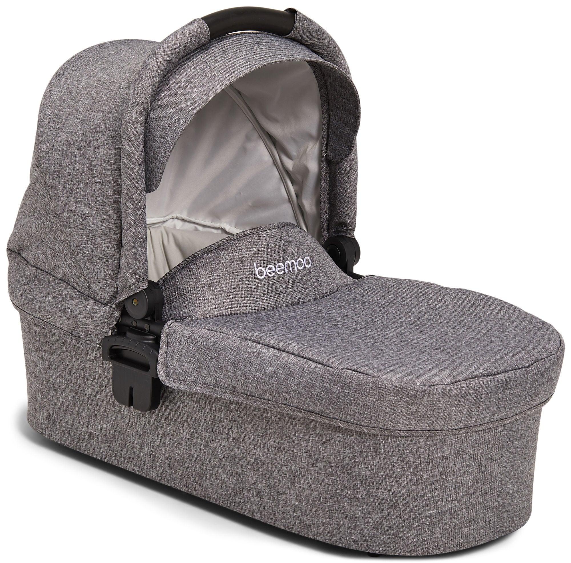 Beemoo Maxi 4 Vaunukoppa, Grey