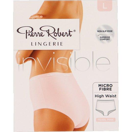 Trosor High Waist Rosa Stl L - 62% rabatt