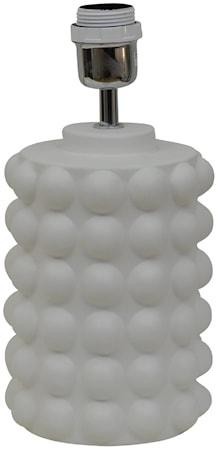 Bubbels Lampfot Vit 29 cm