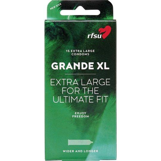 Grande XL, RFSU Kondomit