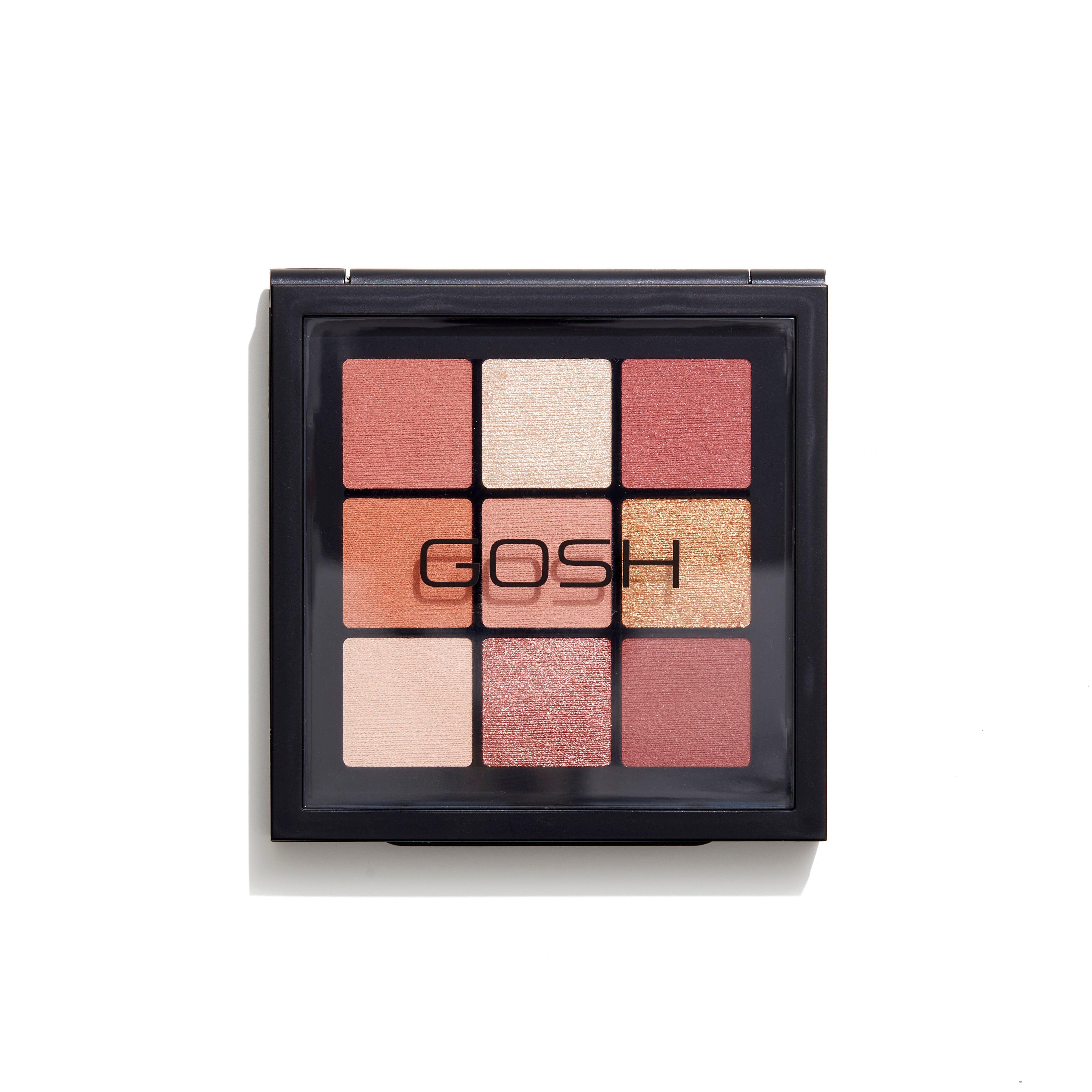 GOSH Copenhagen - Eyedentity Palette - 002 Be Humble