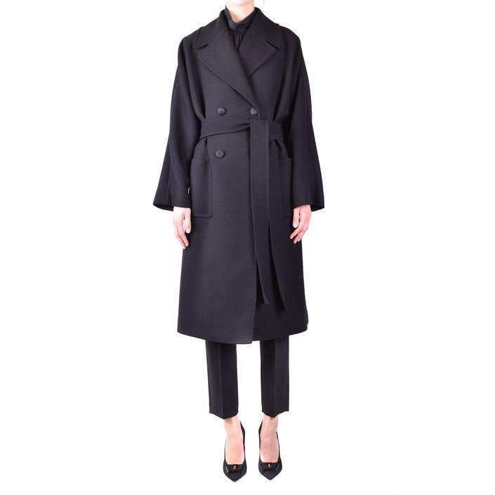 Dolce & Gabbana Women's Coat Black 228115 - black 38
