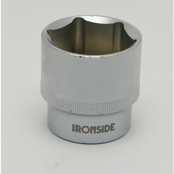 """Ironside 102564 Hylse 1/2"""", flankedriv, sekskant Nøkkelvidde: 11 mm"""