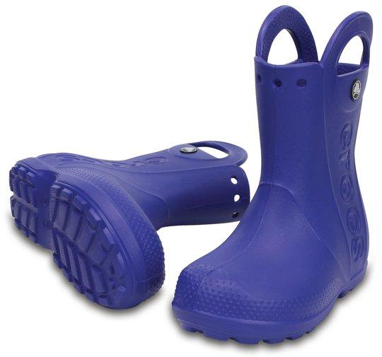 Crocs Kids Handle It Støvler, Cerulean Blue 22-23