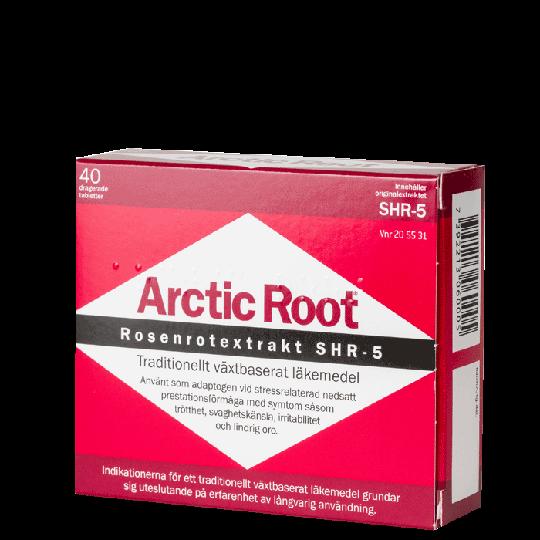 Arctic Root (Rosenrot), 40 tabletter