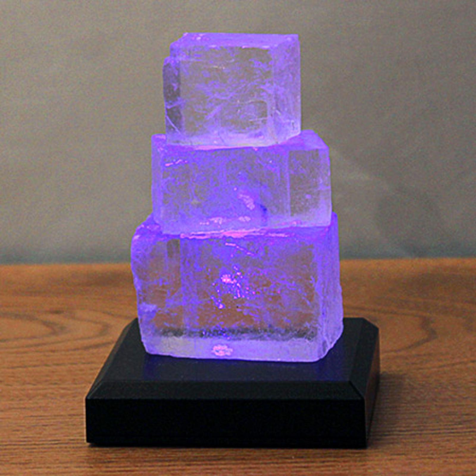 Paristokäyttöinen Halit Turm -LED-pöytävalaisin