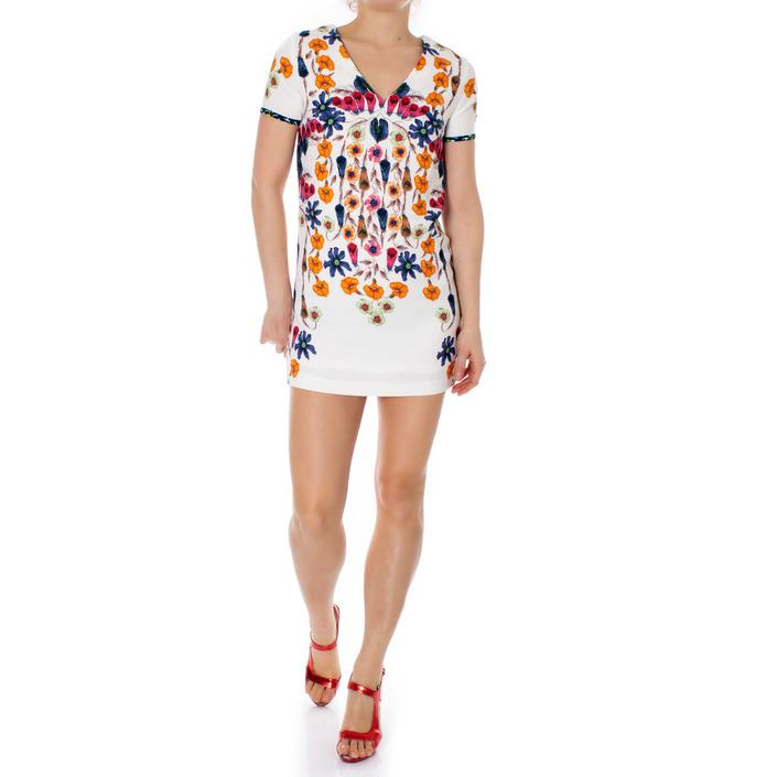Desigual Women's Dress White 167191 - white 38