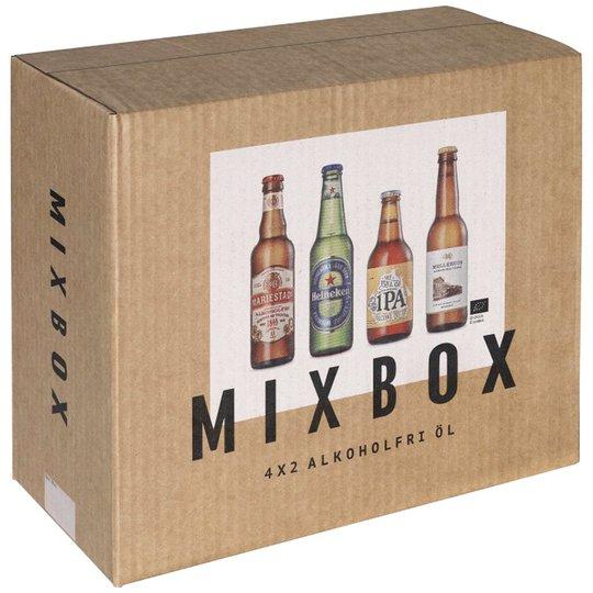 Eko Hel Låda Öl Mixbox 8 x 33cl - 30% rabatt