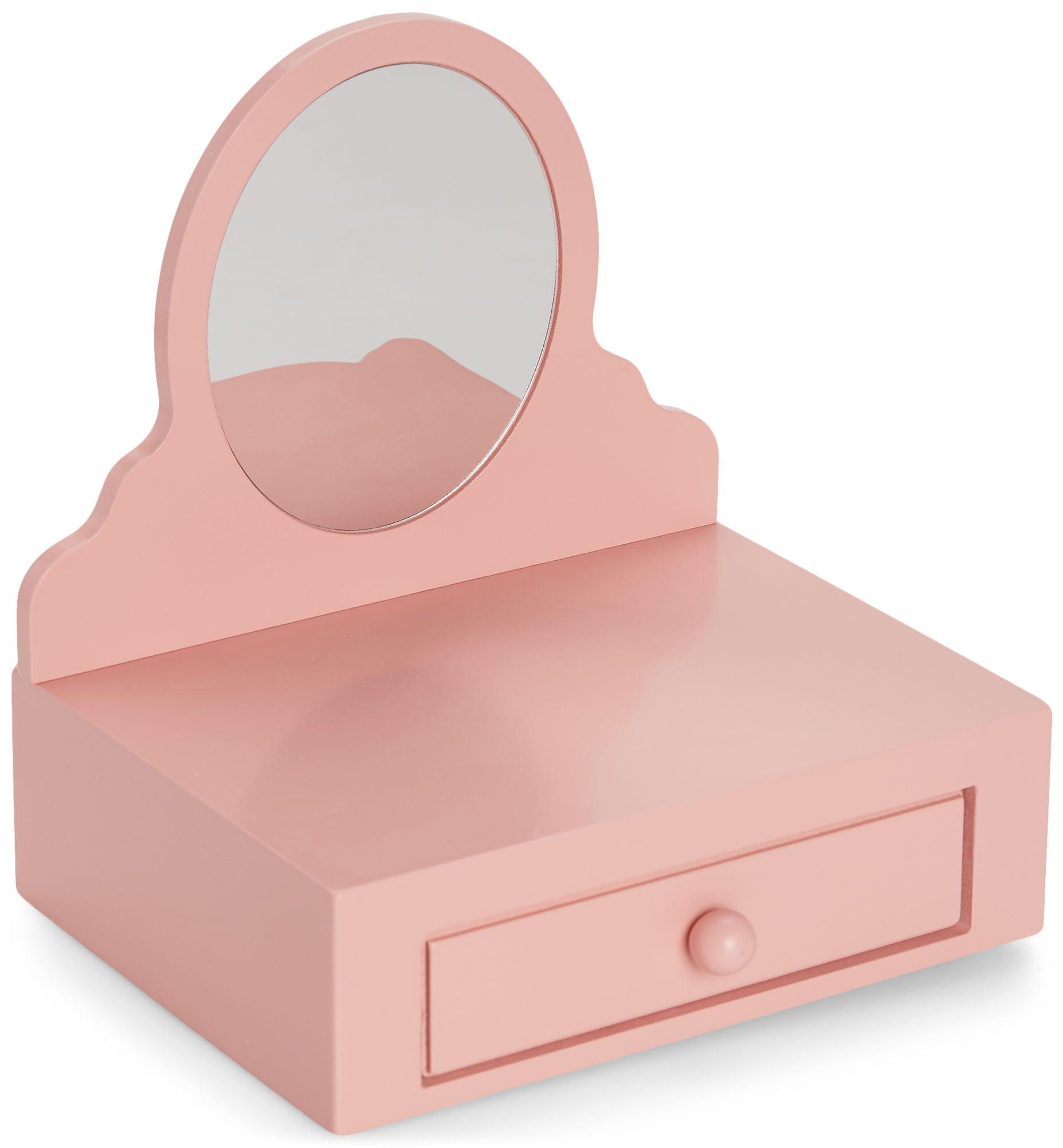 Alice & Fox Meikkipöytä, Vaaleanpunainen