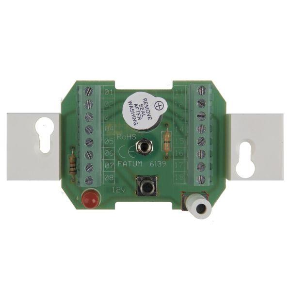 Alarmtech 6139.03 Alustuslaatikko ilkivaltakytkimellä varustettua liitäntärasiaa varten