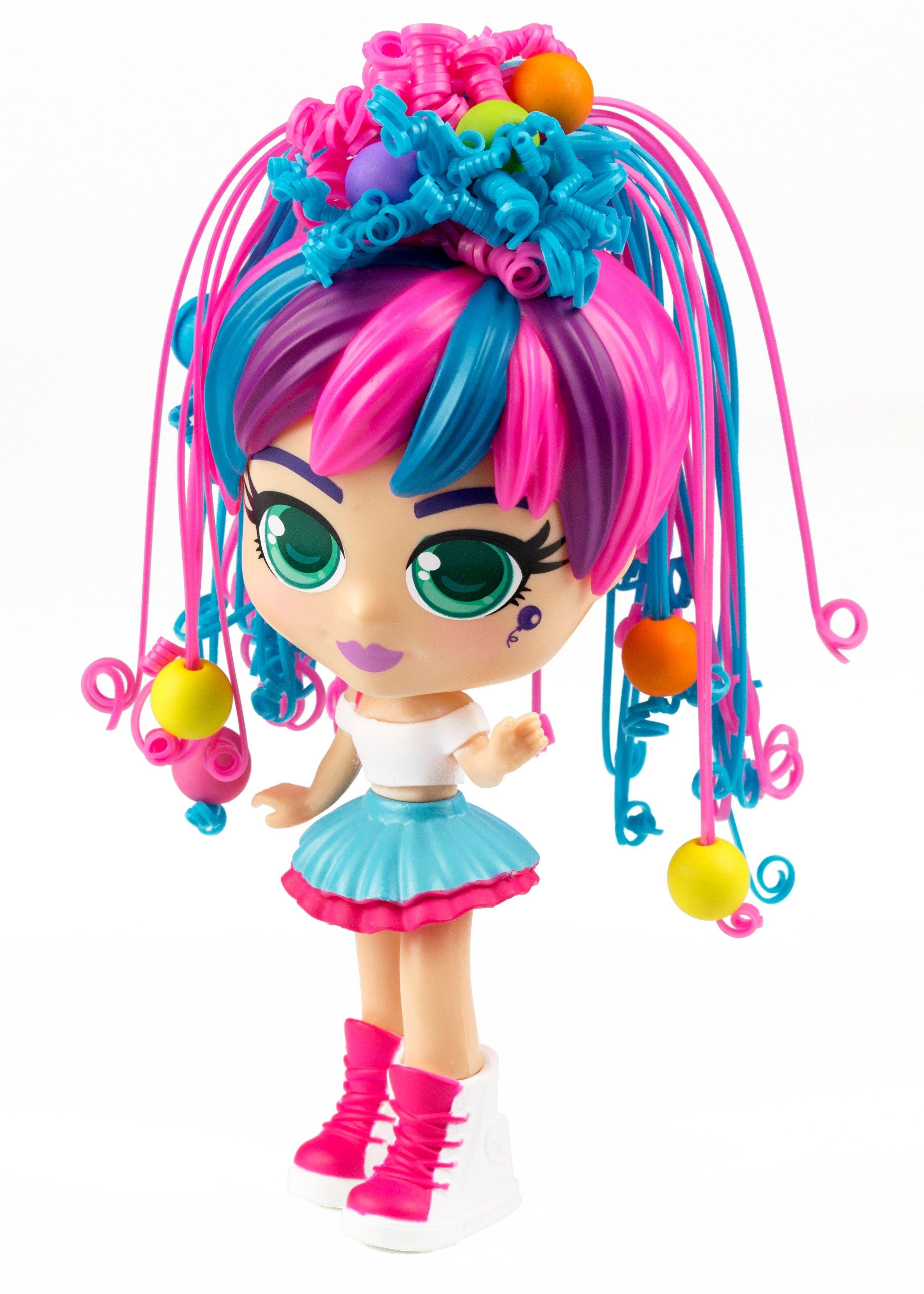 Silverlit - Curli girls Single Doll - Bayli