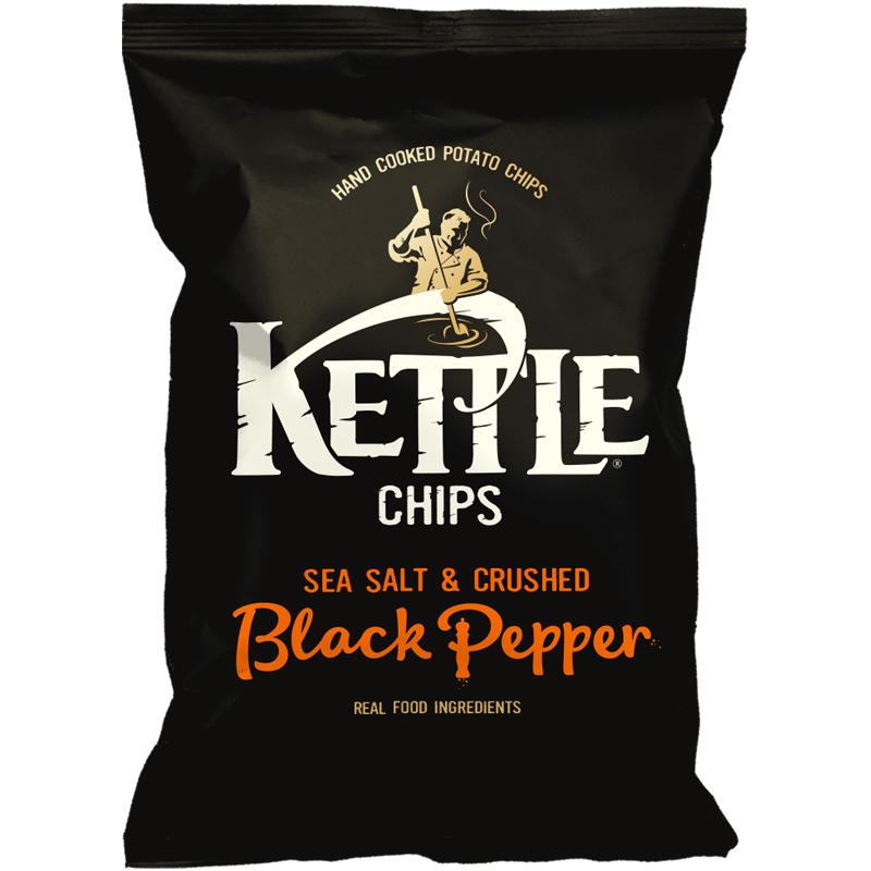 Chips Havssalt & Svartpeppar - 30% rabatt