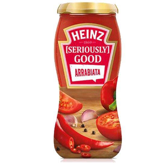 """Tomaattikastike """"Arrabiata"""" 490g - 40% alennus"""