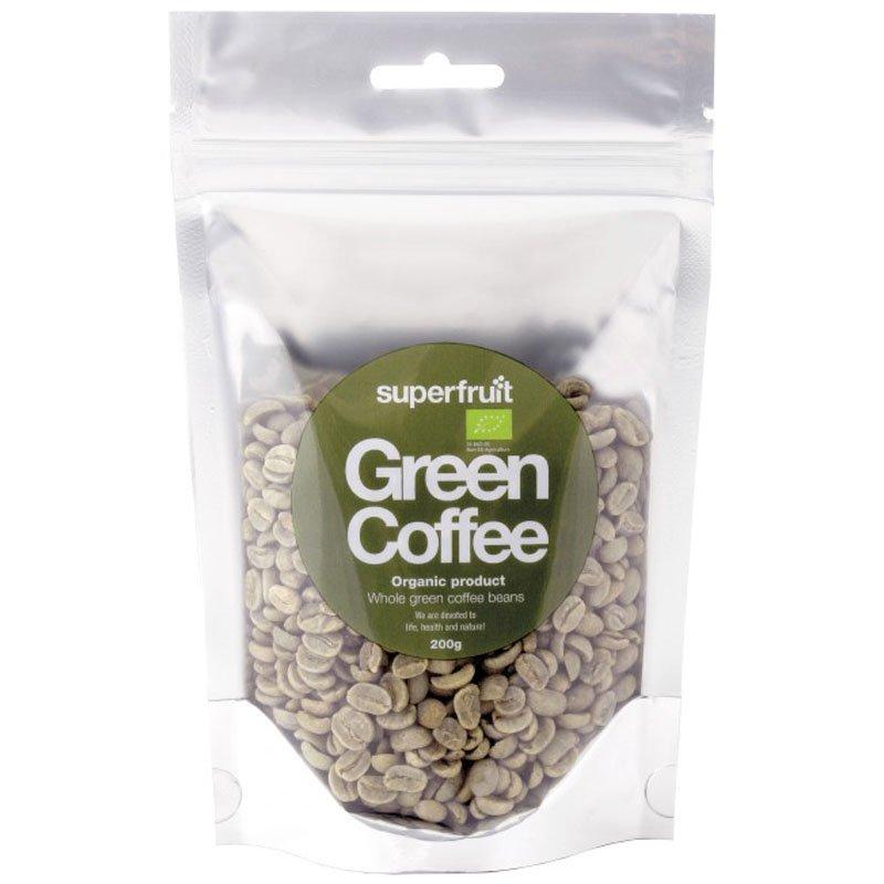 Luomu Vihreät Kahvipavut 200g - 50% alennus