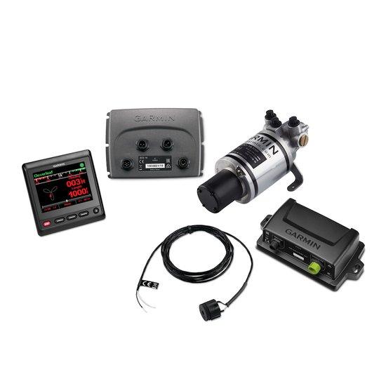Garmin Compact Reactor 40 Starter Pack + GHC20 autopilot för hydraulisk styrning