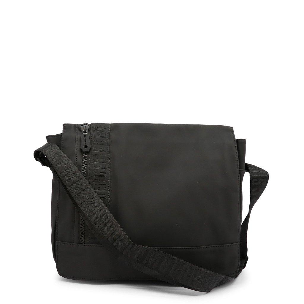Bikkembergs Men's Briefcase Black E2BPME170042 - black NOSIZE